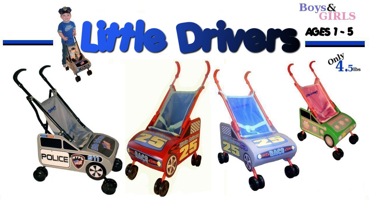 Toys For 9 Year Olds Can Invent : New product consulting announces little drivers